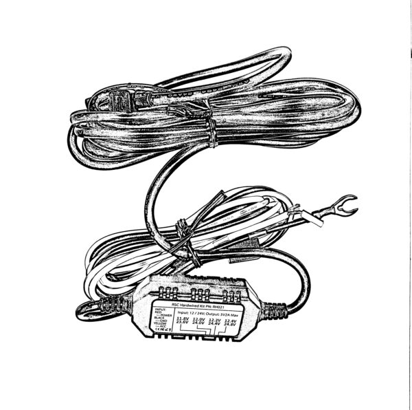nano hardwire kit
